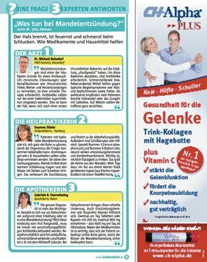 Mandelentzündung Therapie Hilfe Duesseldorf