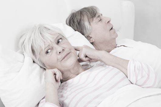 Schnarchen Hilfe Therapie