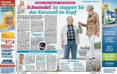 Schwindel Schnarch Experte Duesseldorf